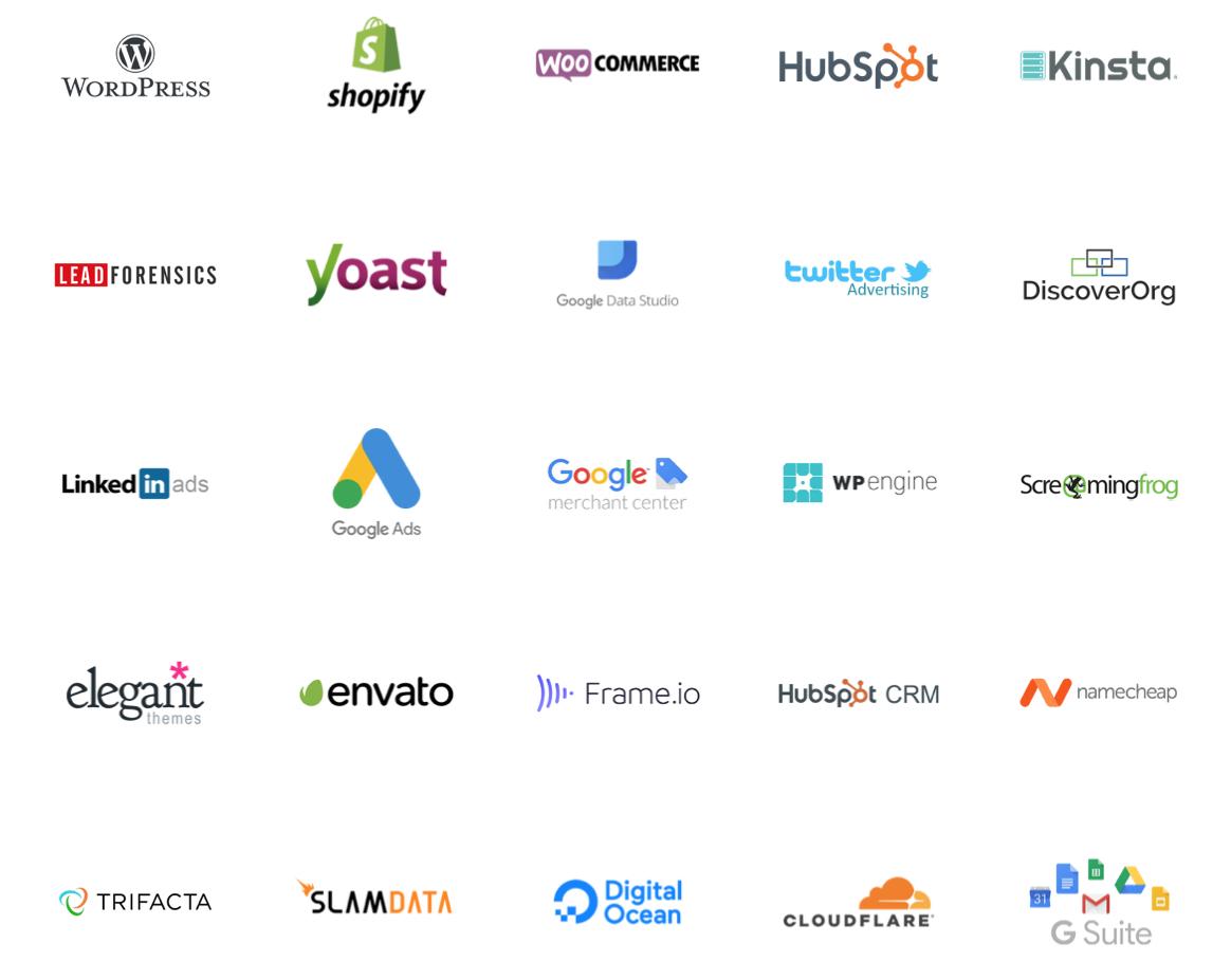 partner tools brand logo