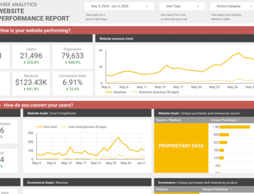 Chief Analytics: Business Intelligence for Executives