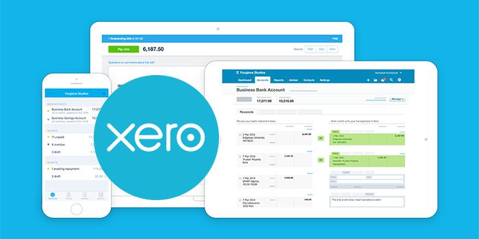 Xero-accounting-solution
